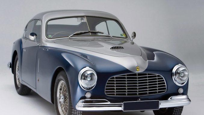 Ferrari 166 Inter Farina Berlinetta 1949