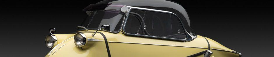 Messerschmitt TG 500 Tiger 1957 – Moteur à deux cylindres de 494 cc