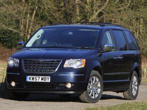 2008 Chrysler Grand Voyager Limited