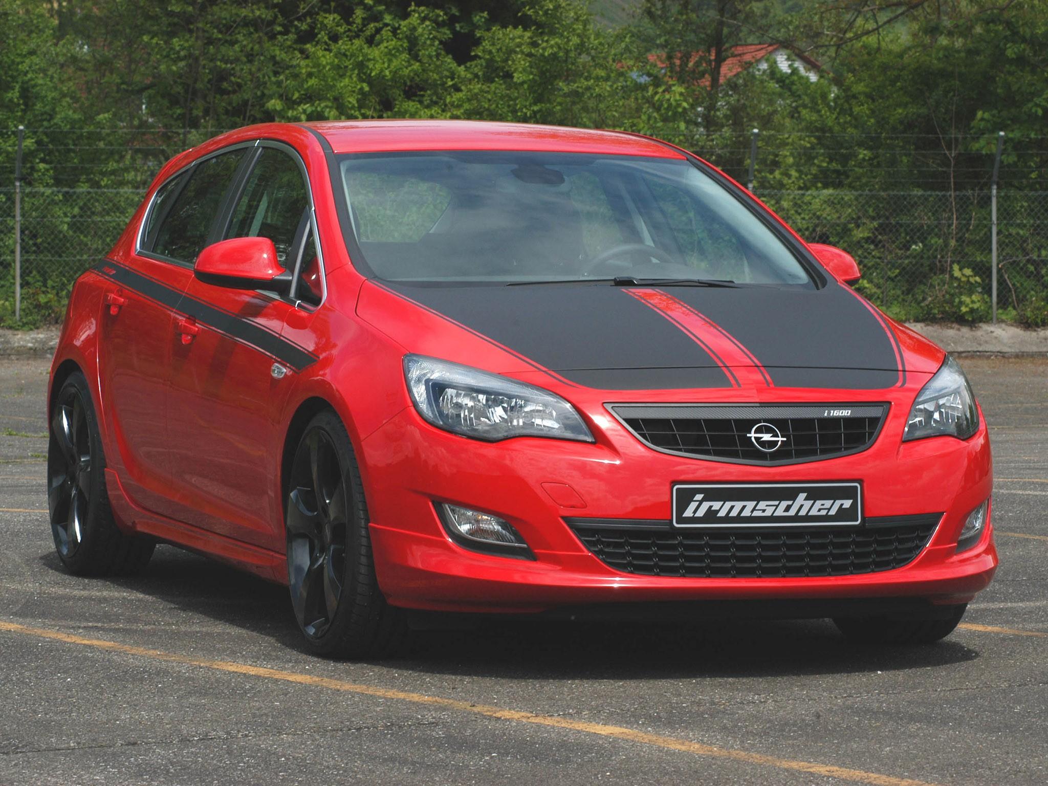 2010 Irmscher Opel Astra i1600