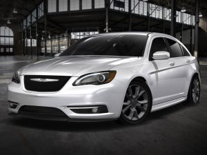2012 Chrysler 200 Super S by Mopar