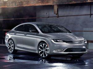 Chrysler 200c 2014
