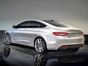 2014 Chrysler 200 Mopar
