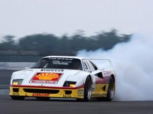 Ferrari F40 GT 1989