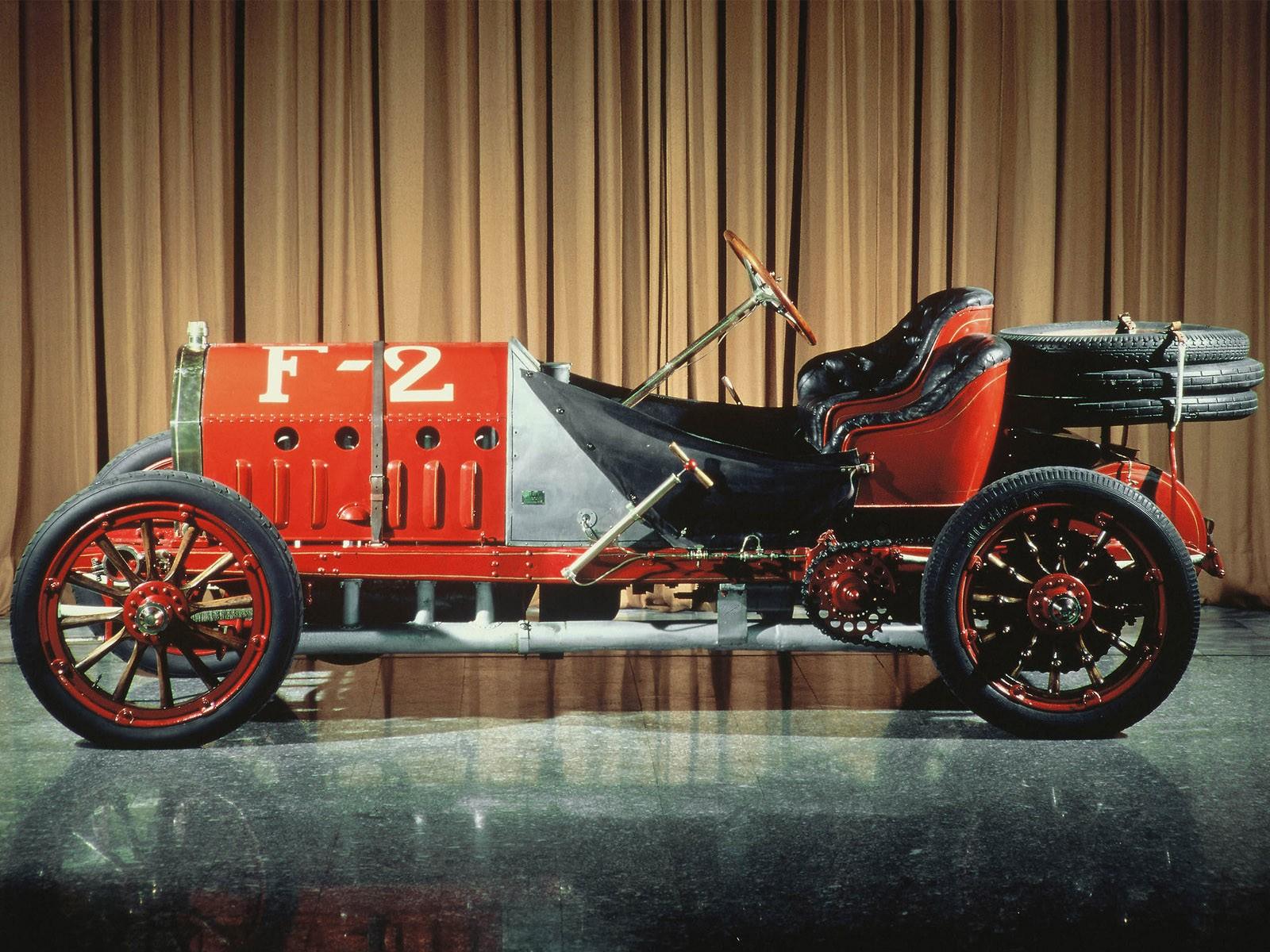 1907 Fiat Type 130 HP Grand Prix- Corsa