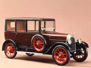 Fiat 501 Saloon 1919