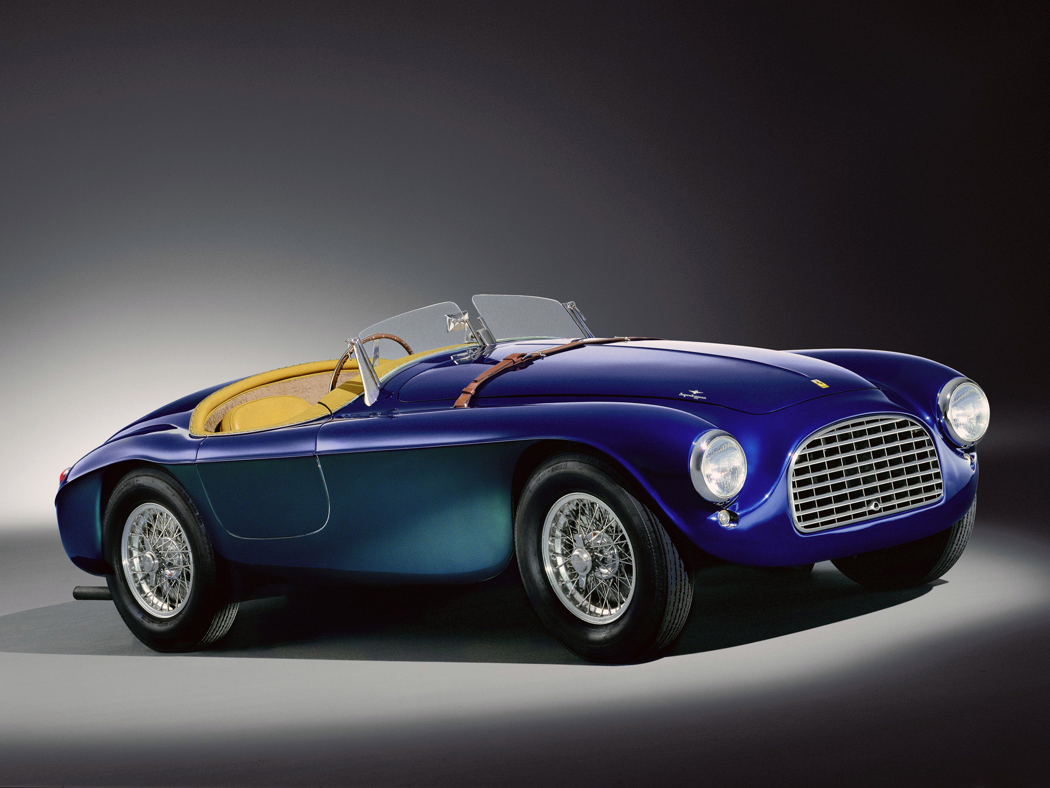 Ferrari 166 MM Touring Barchetta 1948