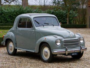 Fiat 500 C Topolino 1949