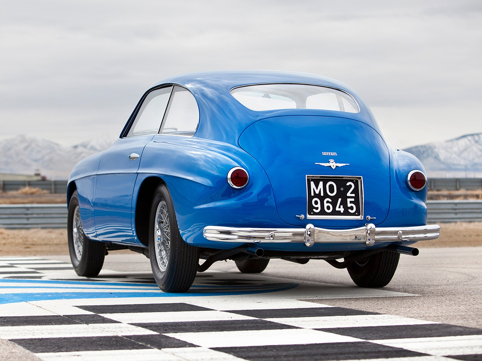 Ferrari 212 Inter Coupe 1951