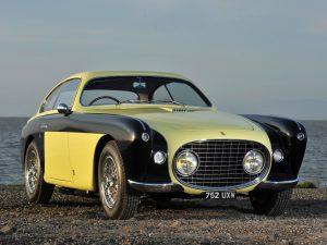 Ferrari 212 Inter Vignale Coupe Bumblebee 1952