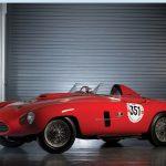 Ferrari 166 MM Spider Scaglietti 1953