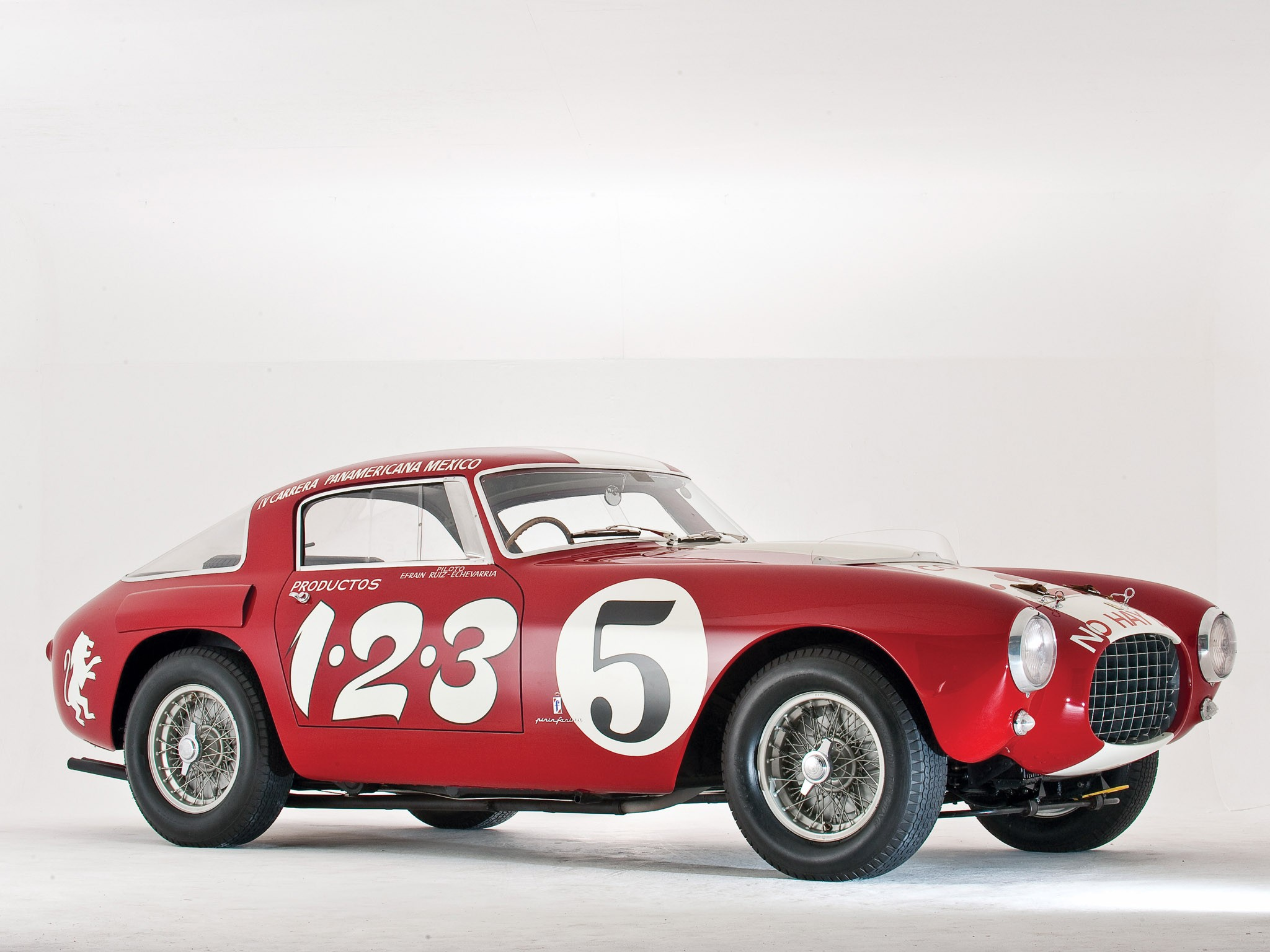 Ferrari 250 MM Berlinetta Pininfarina 1953