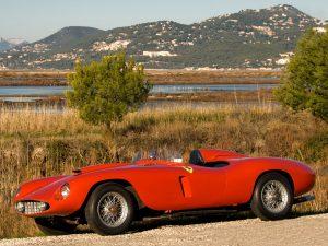 Ferrari 121 LM Scaglietti Spider 1955