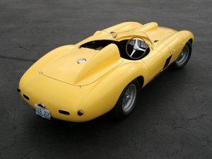 Ferrari 410 S Scaglietti Spyder 1955
