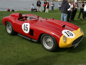 Ferrari 290 MM 1956