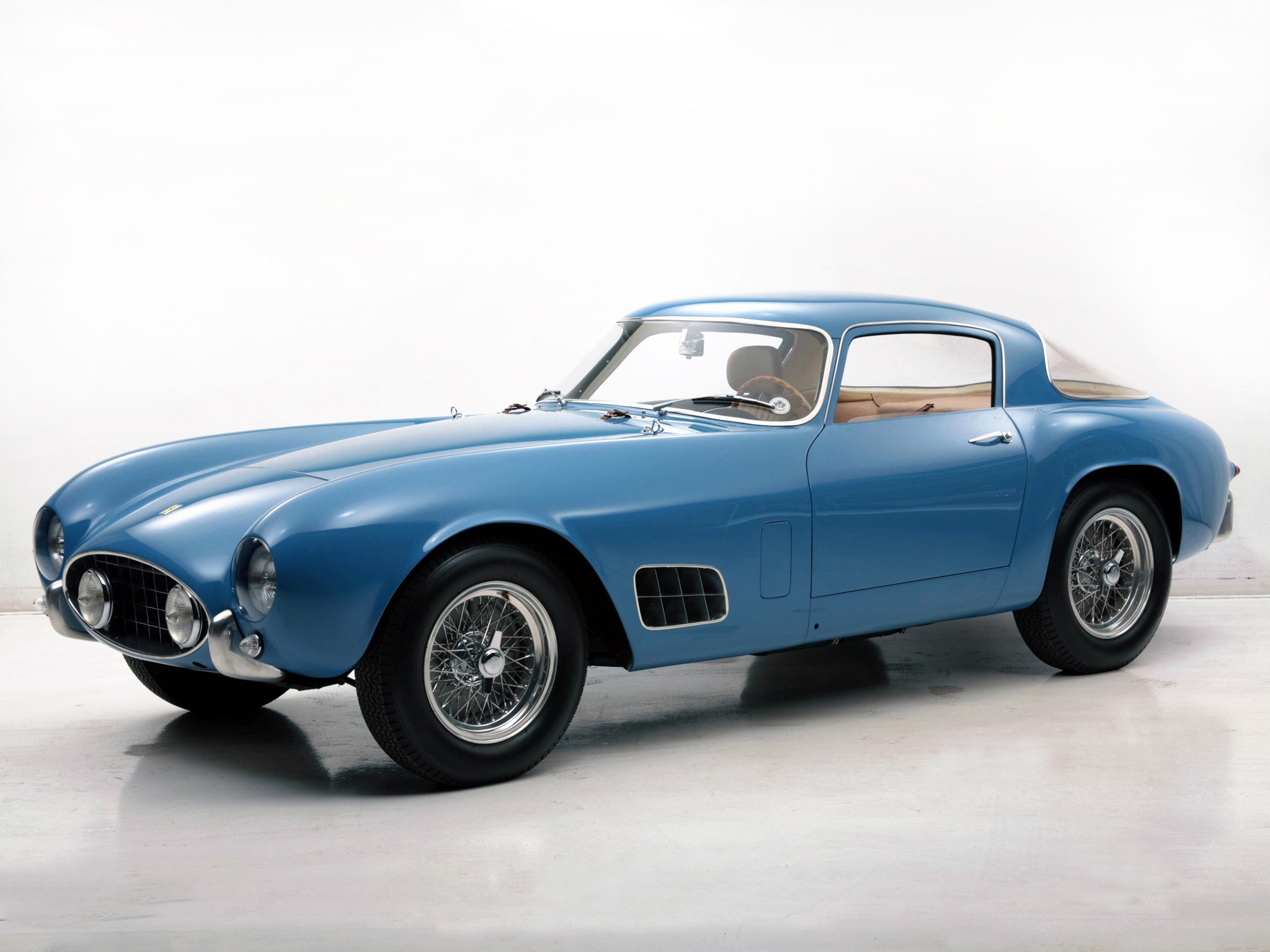 Ferrari 250 GT Berlinetta Tour de France 1956 - Avant