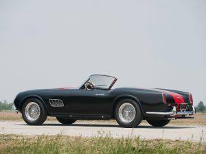 Ferrari 250 GT LWB California Spyder Dual Color 1957