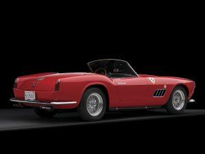 Ferrari 250 GT LWB California Spyder 1957