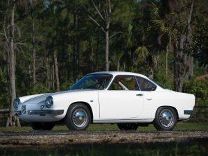 1959 Fiat 850 Abarth Allemano Coupe Scorpione