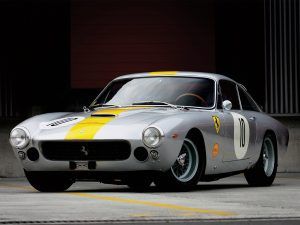 Ferrari 250 GT Lusso Competizione 1962