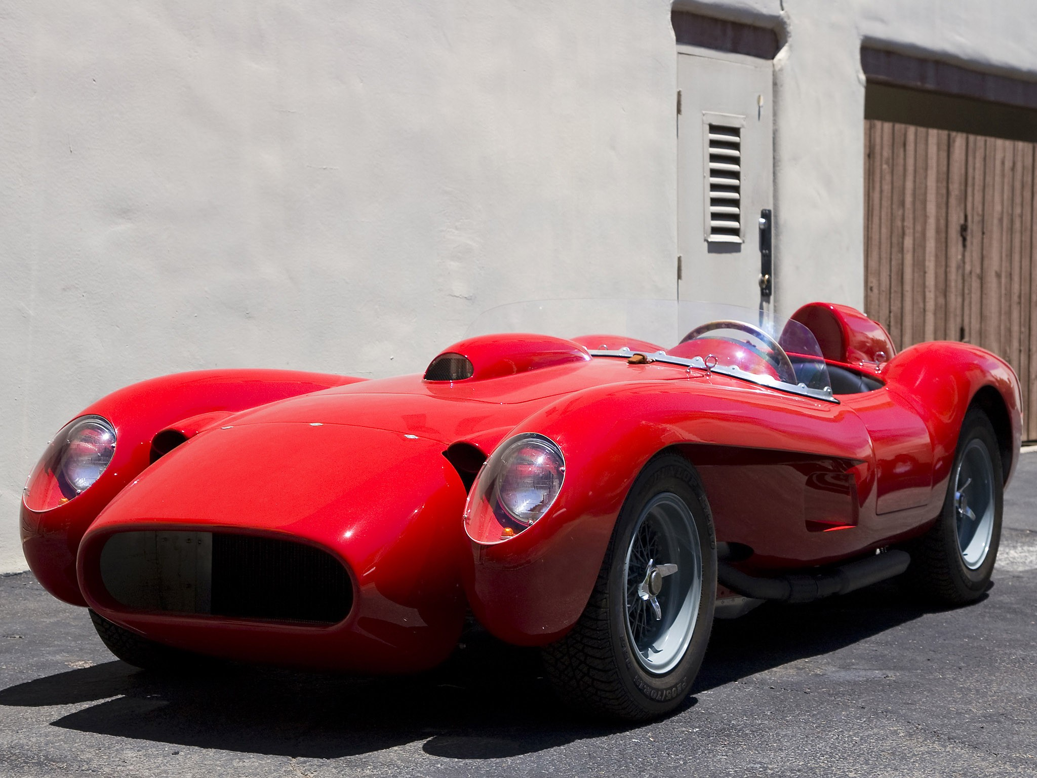 Ferrari 250 Testa Rossa Recreation