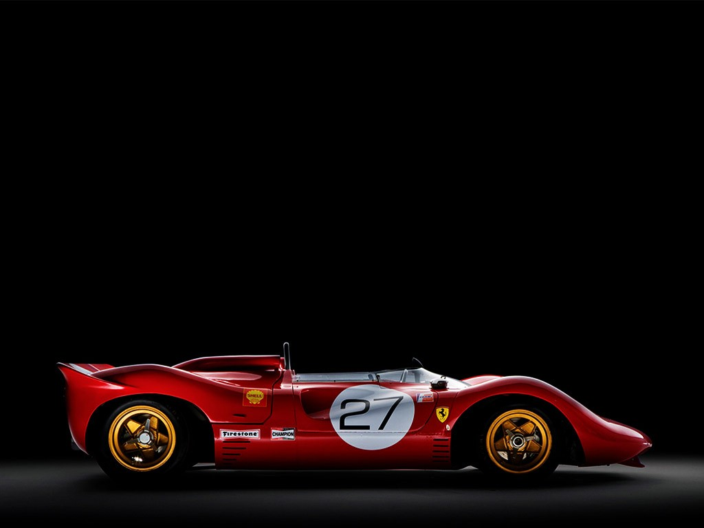 Ferrari 330 P4 Can AM 1967