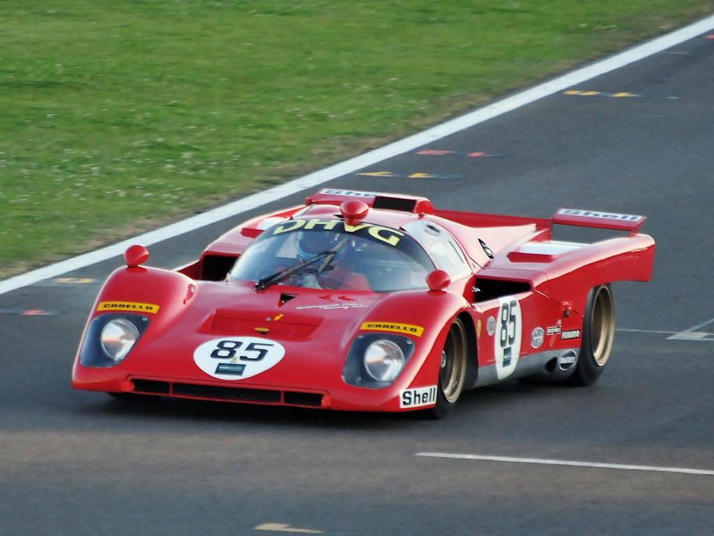 Ferrari 512 M R2 1970