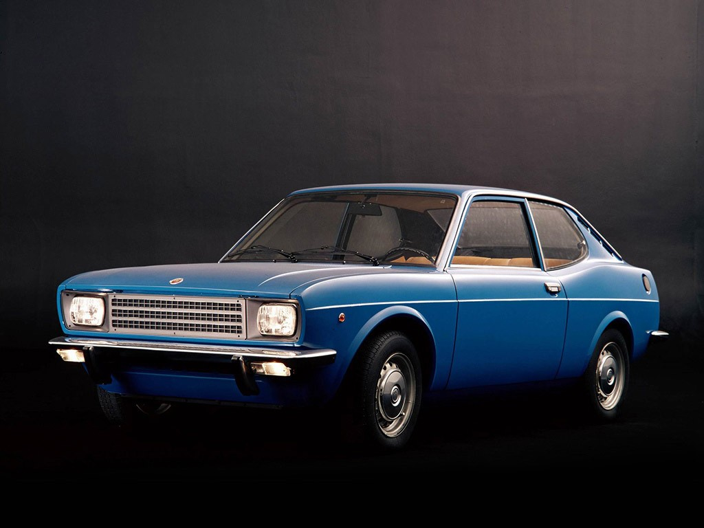 1971 Fiat 128 Coupe S