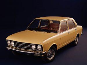 1974 Fiat 132