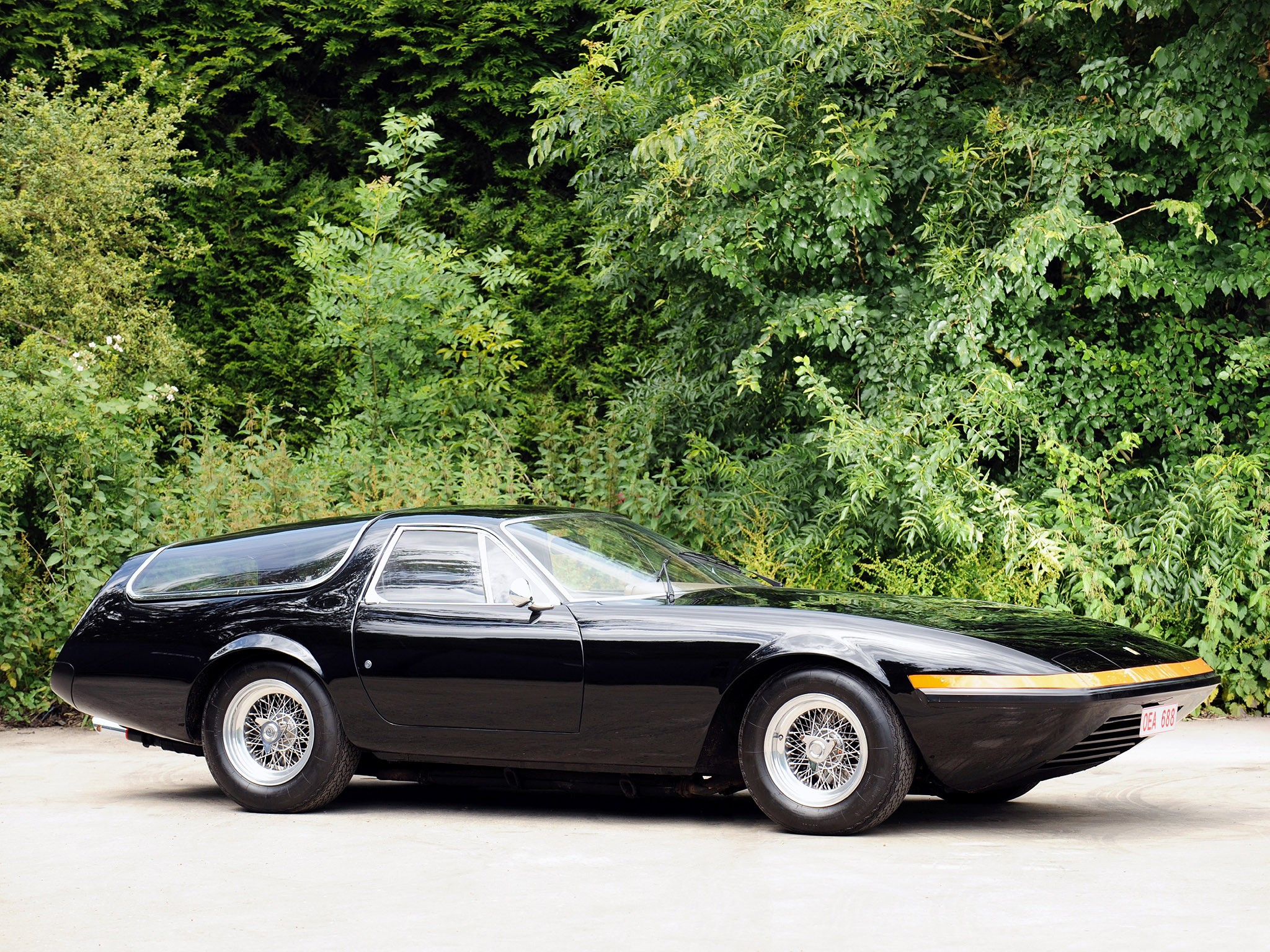 Ferrari 365 GTB4 Shooting Brake 1975
