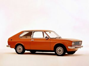1975 Fiat 128 3p Berlinetta