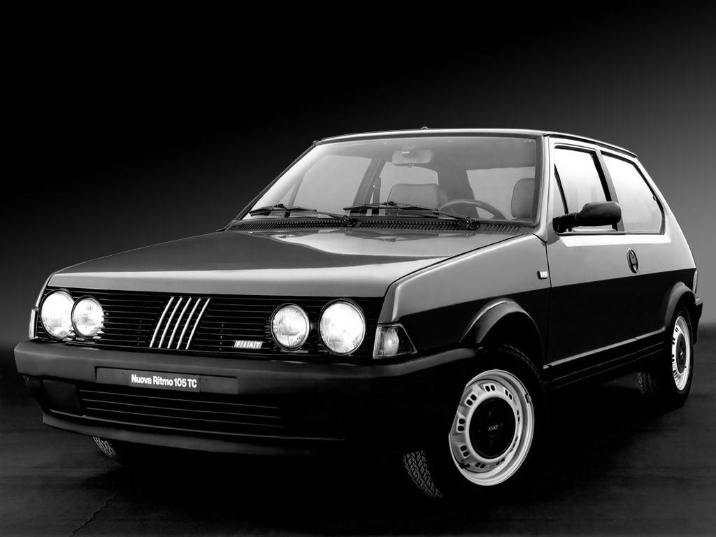 Fiat Ritmo 105 TC 1983