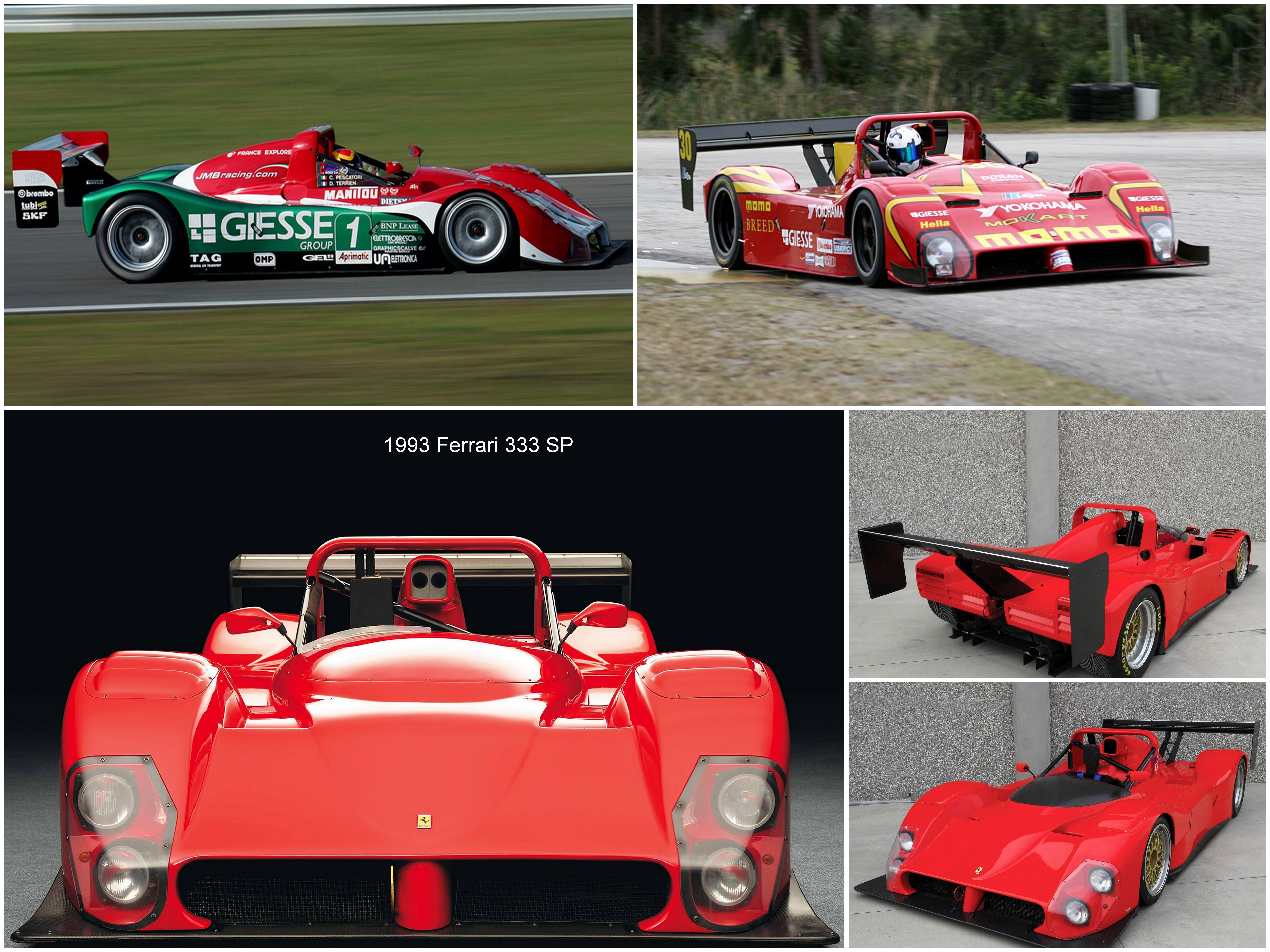 Ferrari 333 SP 1993