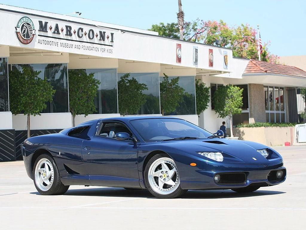 Ferrari FX 1995: Conçue par Ferrari pour le sultan de Brunei.