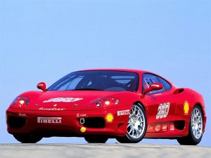Ferrari 360 Modena Challenge 2001