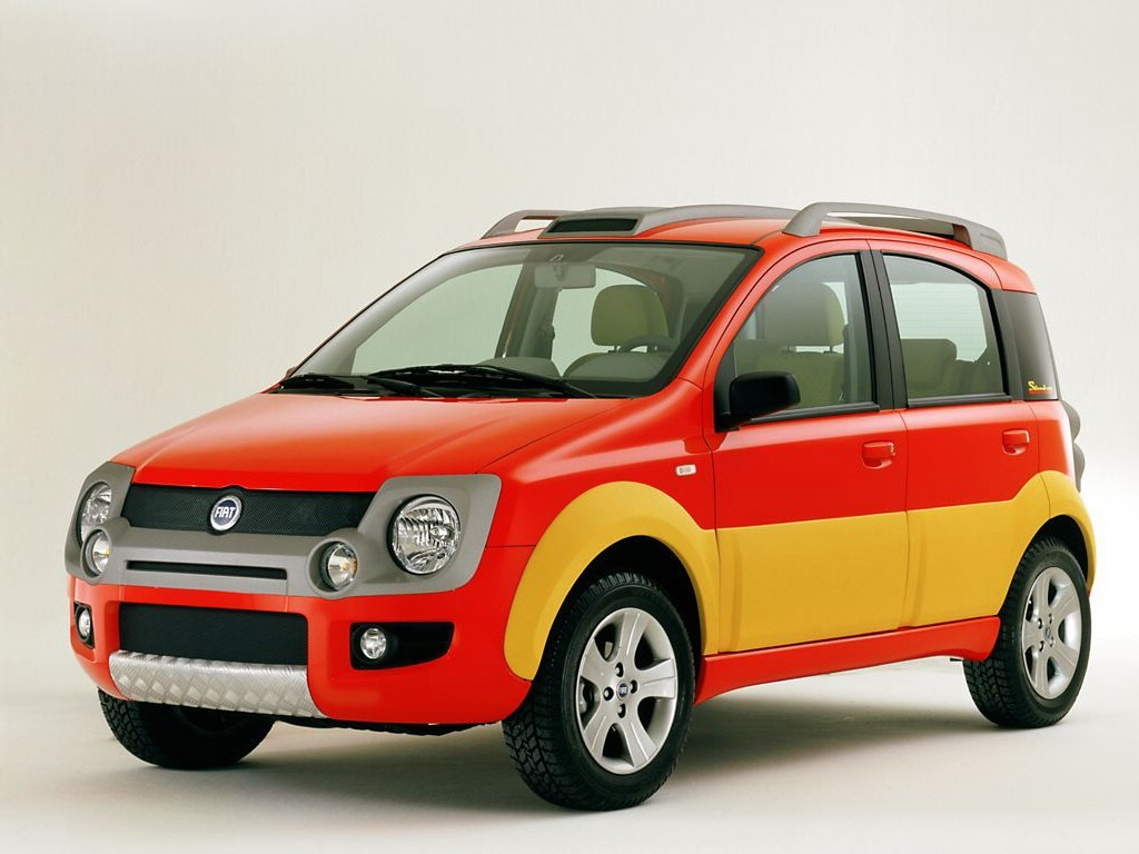 2002 Fiat Simba