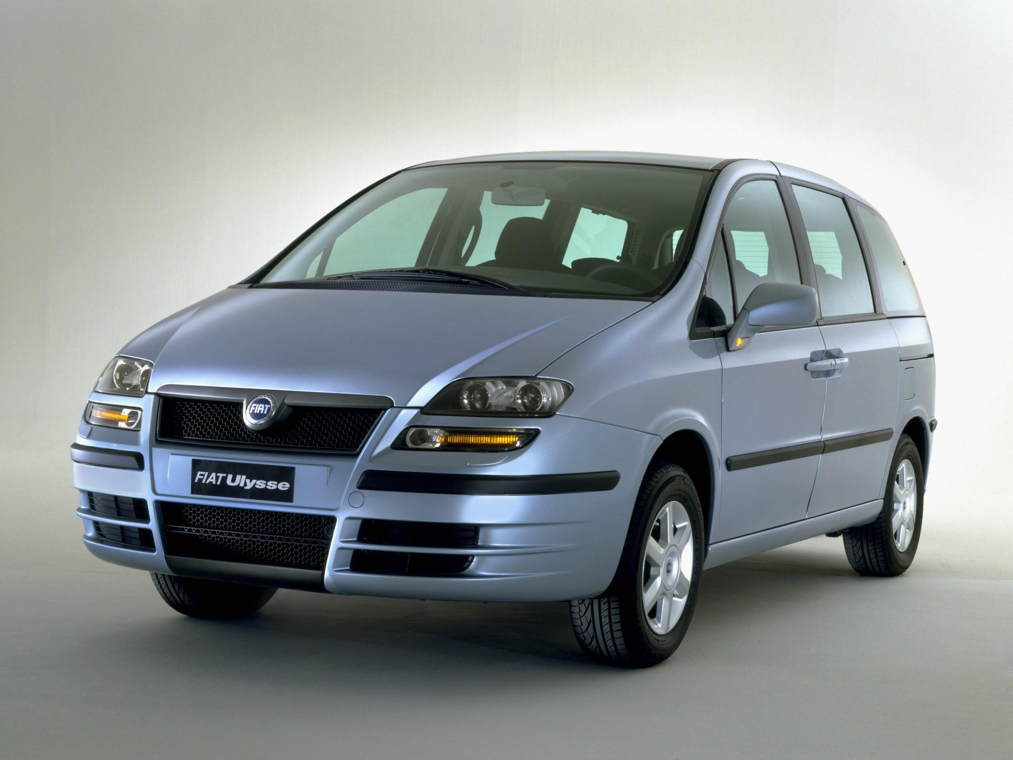 2002 Fiat Ulysse