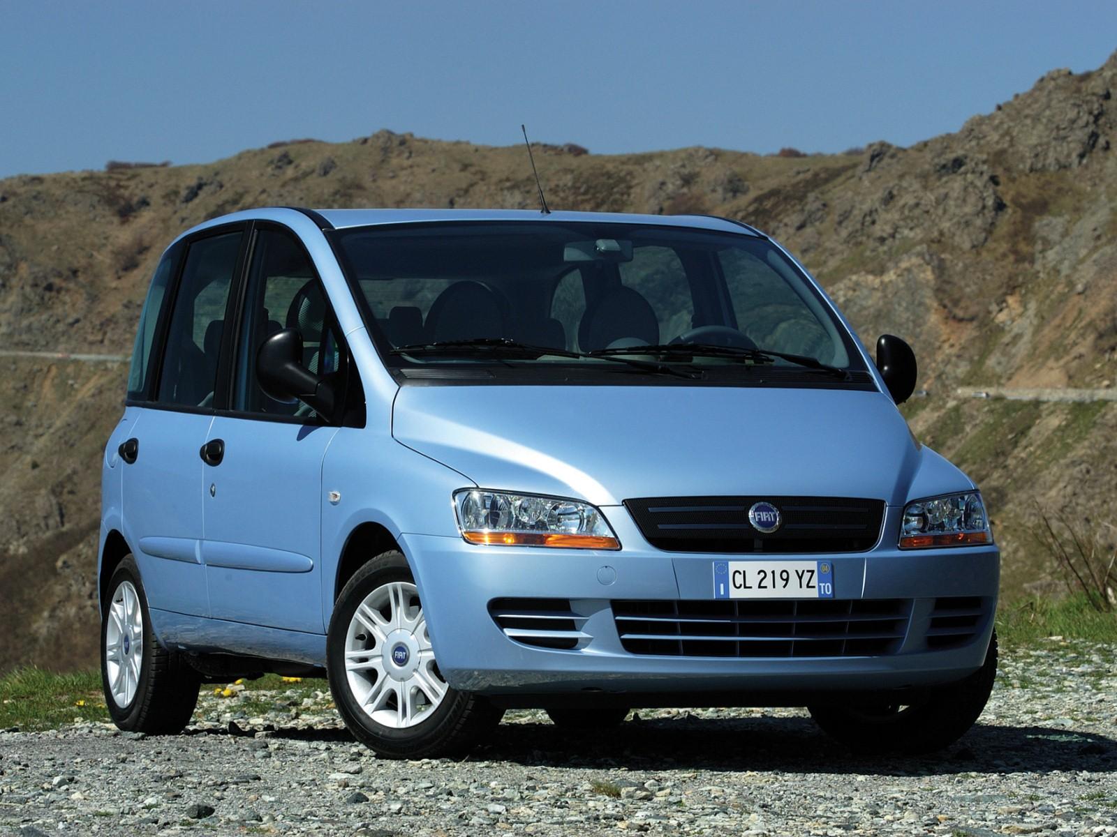 2004 Fiat Multipla