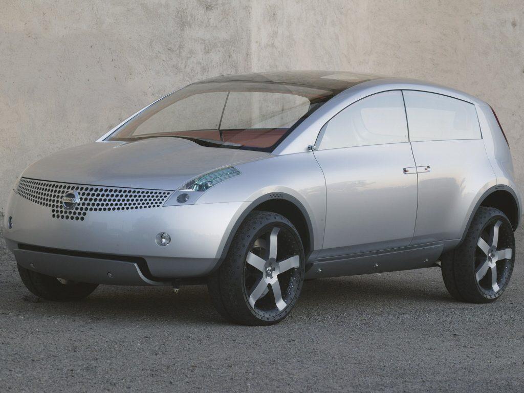 2004 Nissan Actic Concept