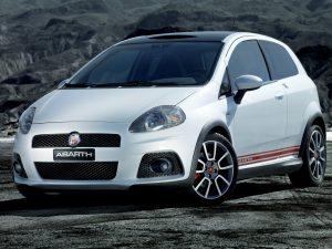 Fiat Grande Punto Abarth 2007