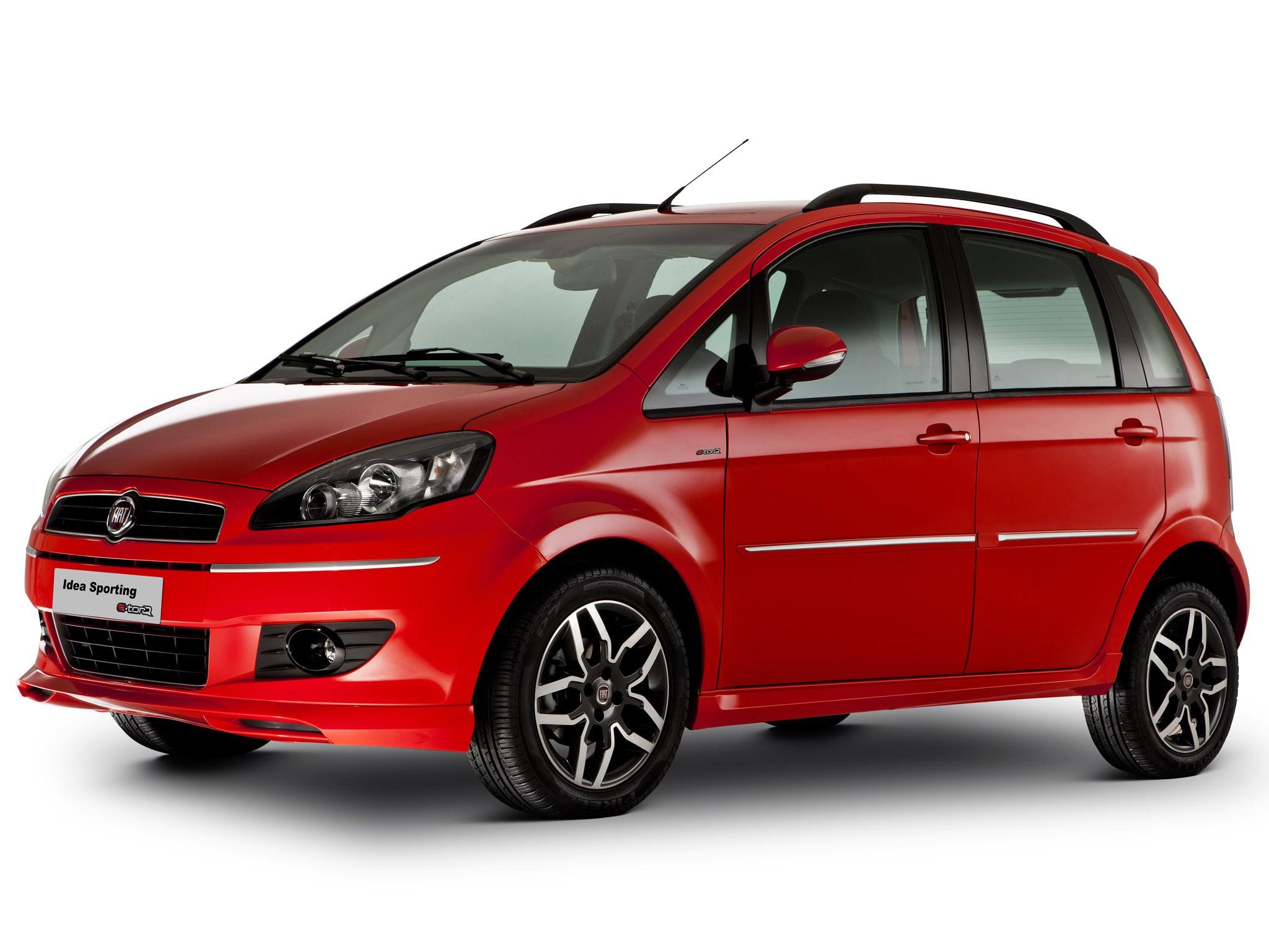 2010 Fiat Idea Sporting
