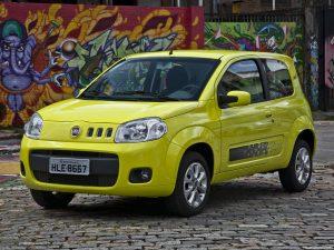 2011 Fiat Uno Vivace 3 Portes