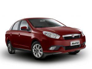 Fiat Grand Siena Attractive 2012