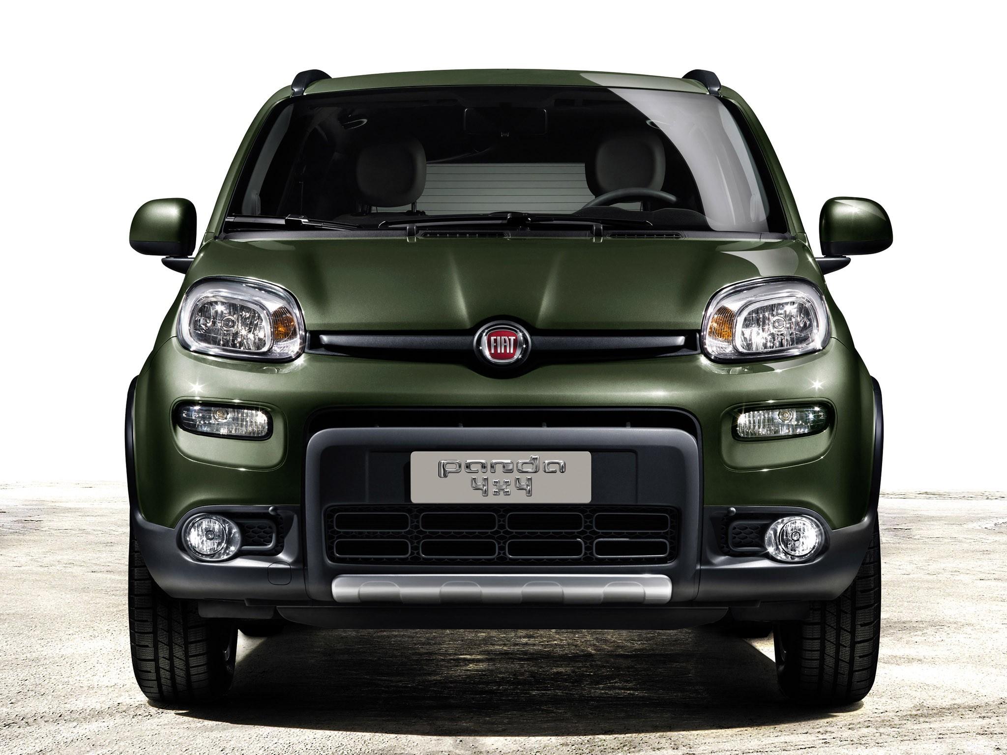Fiat Panda 4x4 2012
