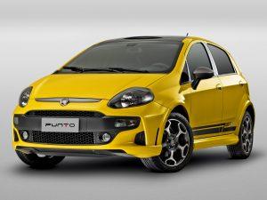 Fiat Punto T Jet 2012