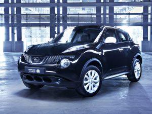 Nissan Juke Ministry of Sound YF15 2012