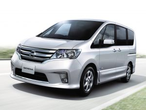 Nissan Serena Highway Star S Hybrid C26 2012