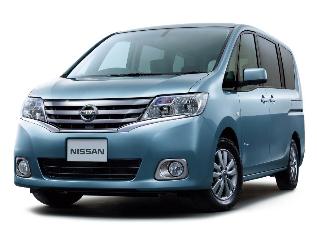 2012 Nissan Serena S Hybrid C26