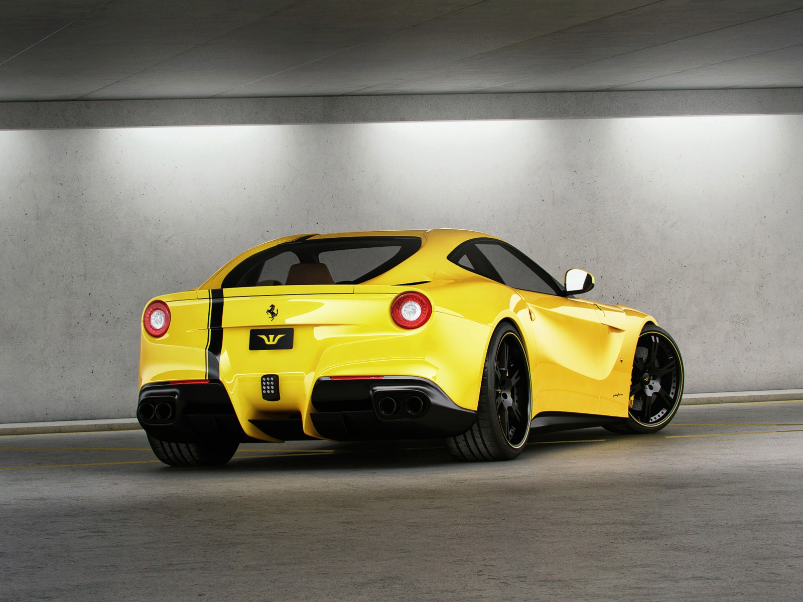Ferrari F12 Berlinetta Wheelsandmore 2012