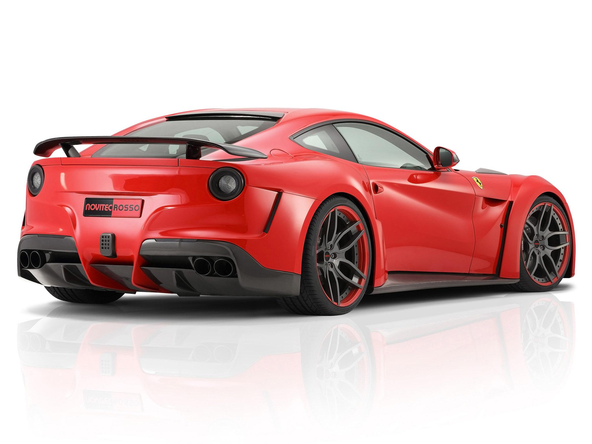 2013 Ferrari F12 N-Largo - Novitec